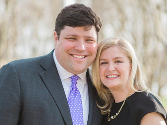 Weddings: Molly Benedum & Joe Waters