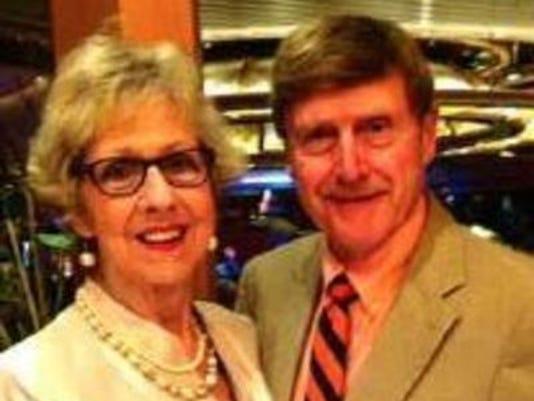Anniversaries: Paul Scott & Rebecca Scott