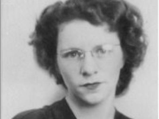 Birthdays: Mabel Redwing