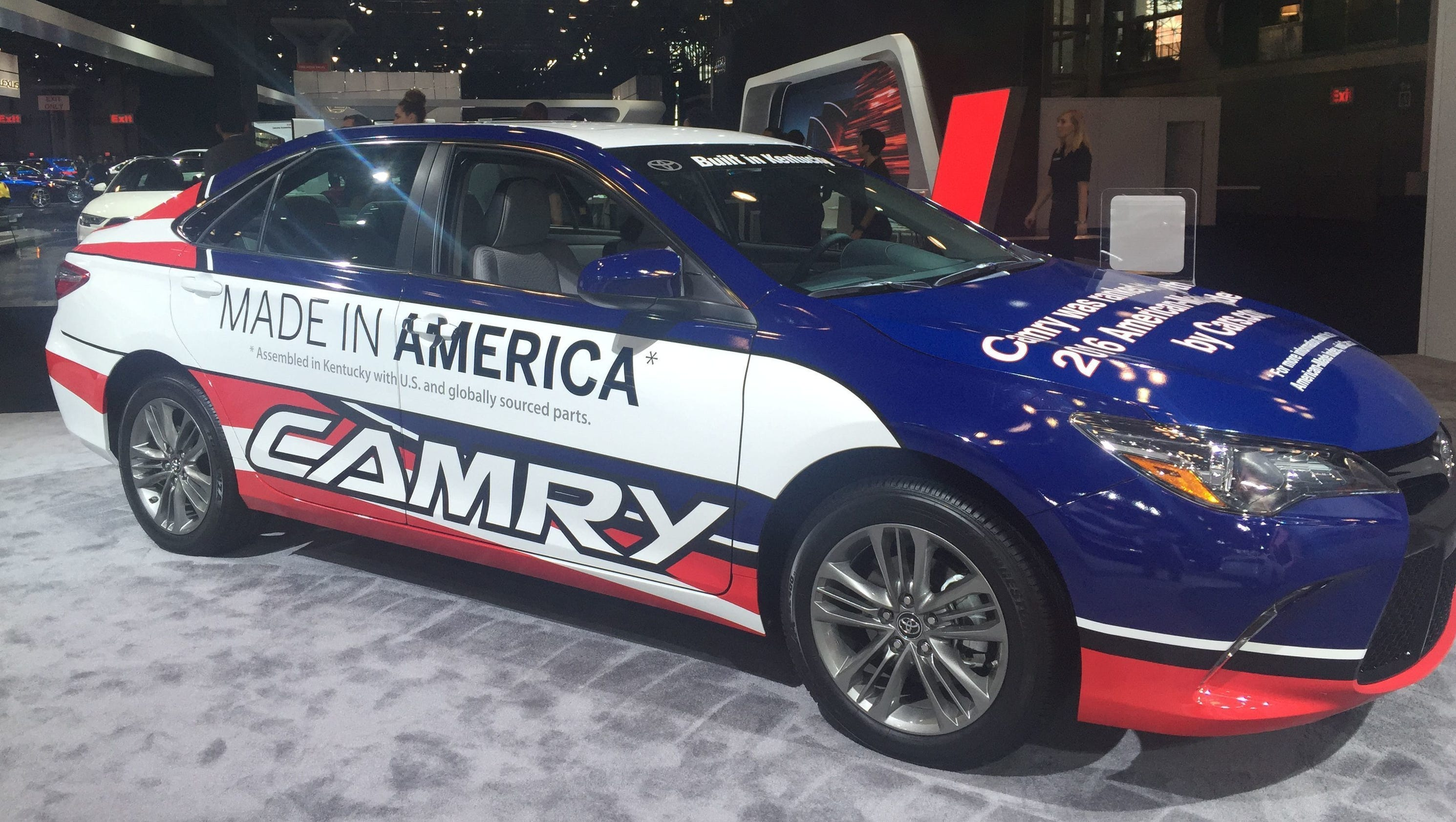 Foreign Automakers American