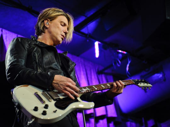 The Goo Goo Dolls return to Fox Cities Stadium in Grand