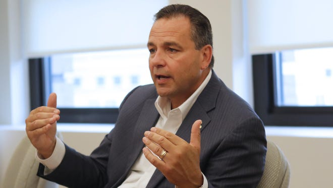 Mark Vergnano, CEO of the DuPont spinoff Chemours, talks about the company's five-point transformation plan.