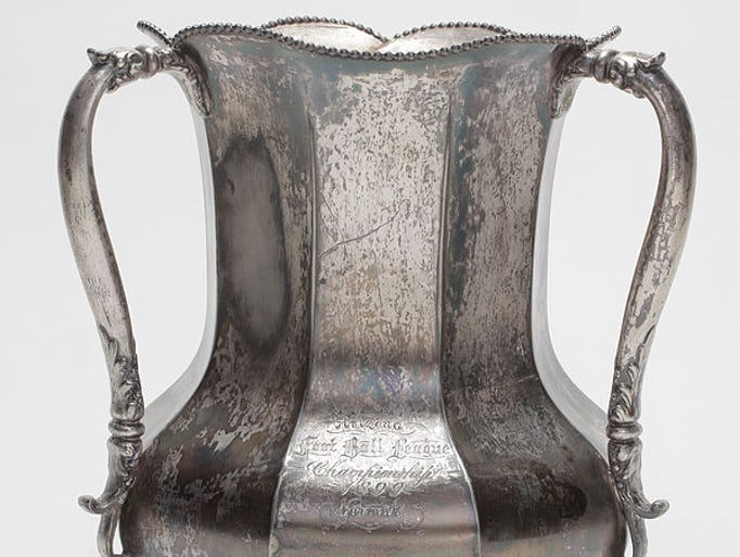 The Territorial Cup is awarded to the winner of the