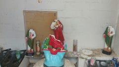 Roadside religious shrine near Bisbee vandalized