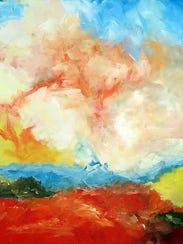 """Nebraska"" by Faith Frykman, part of the ""Renaissance"