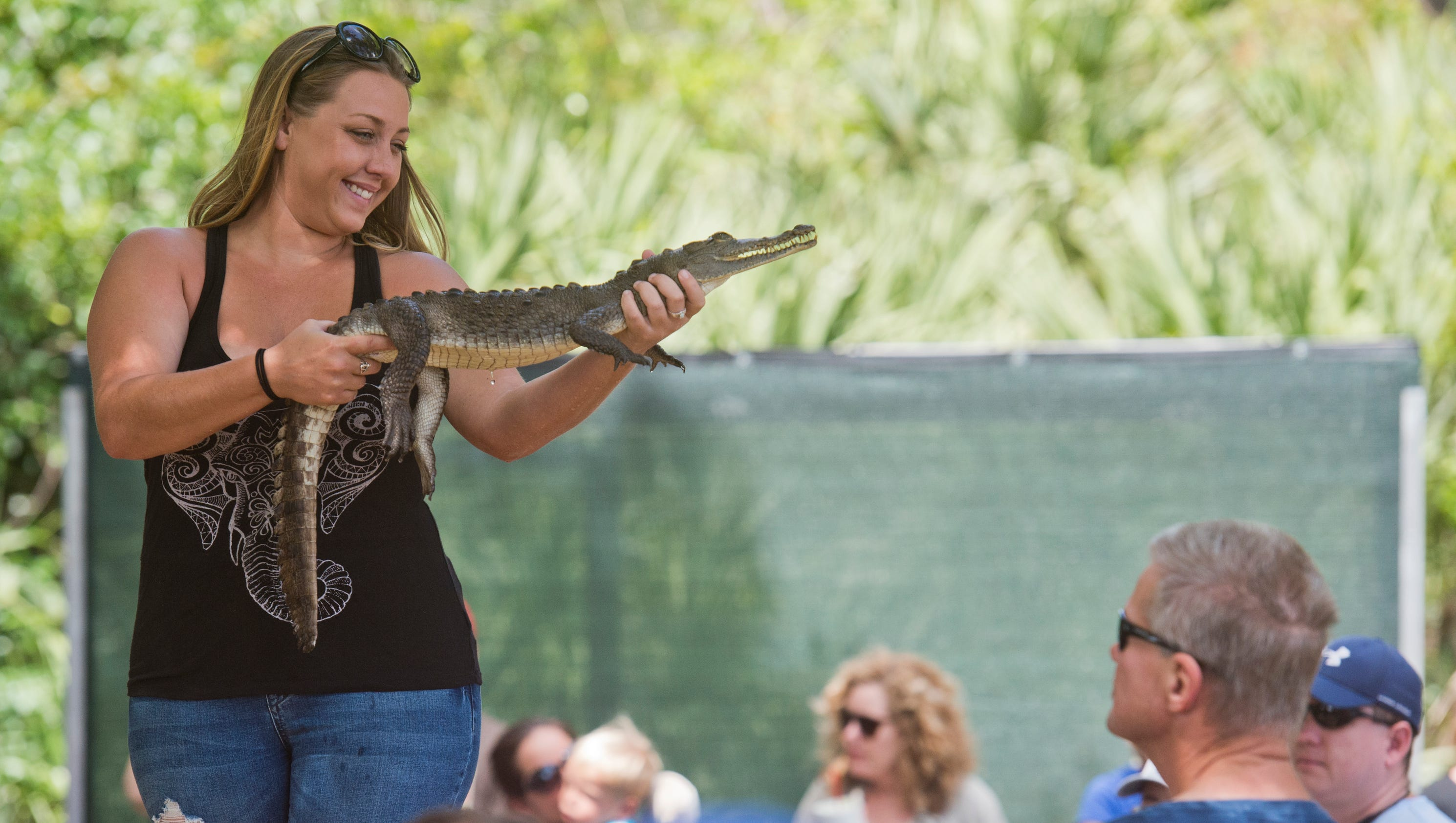 treasure coast wildlife center open house in palm city