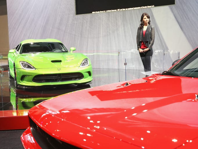 We Take You To The Chicago Auto Show In Photos