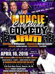 Muncie City Wide Comedy Jam