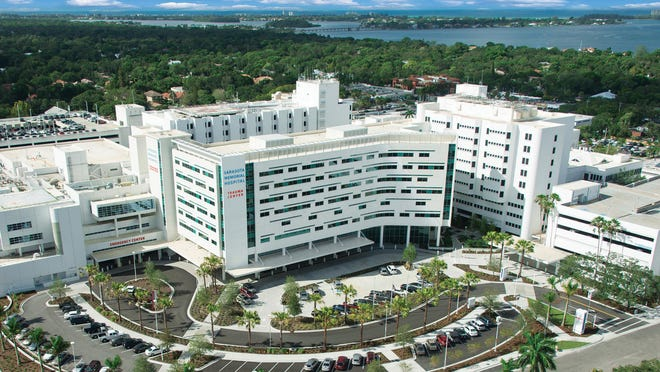 Sarasota Memorial Hospital topped 200 COVID-19 patients Tuesday for the first time since the pandemic began.
