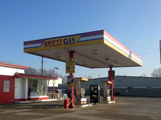 Swifty gas station