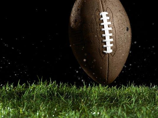 stock football
