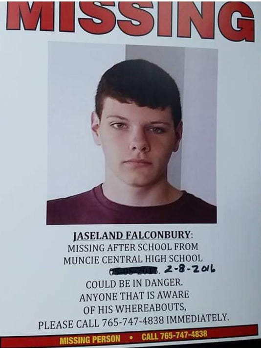 Falconbury poster