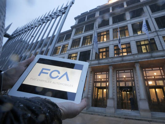 FCA stock rises after public offering