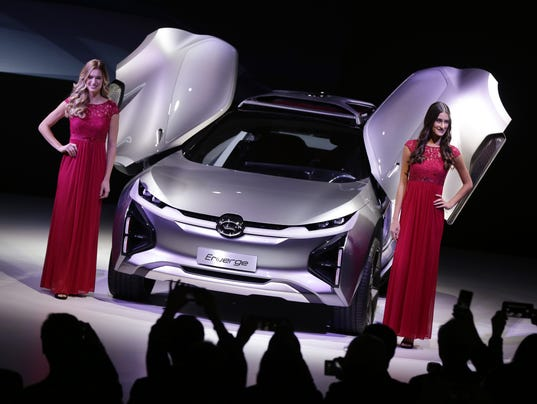 Image result for Move the Detroit auto show to October? It's complicated