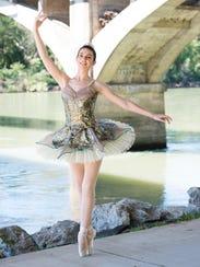 "Redding Dance Centre ballet ""The 12 Dancing Princesses"""