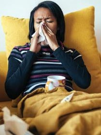 It's flu season— how can I stay healthy?