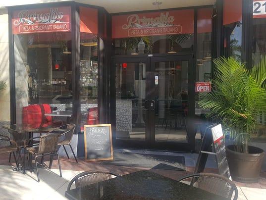 PrimaFila Pizza Fort Myers