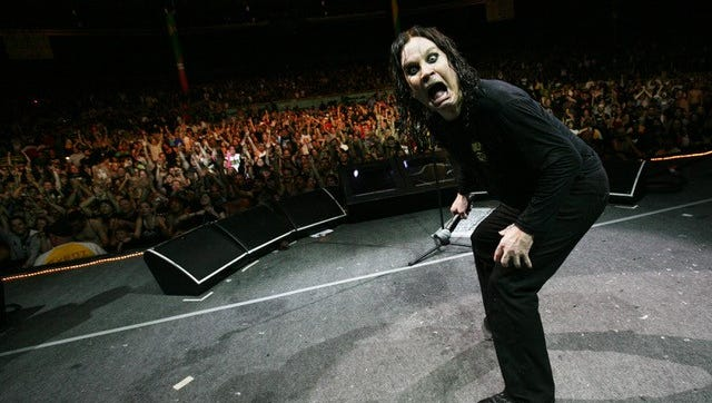 Ozzy Osbourne is among the headliners at the 2017 Louder Than Life festival in Louisville on Sept.30 and Oct. 1.