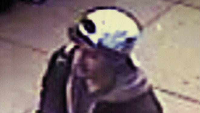 An image from video released by the FBI on April 19, 2013, shows Boston bombing suspect Dzhokhar Tsarnaev.