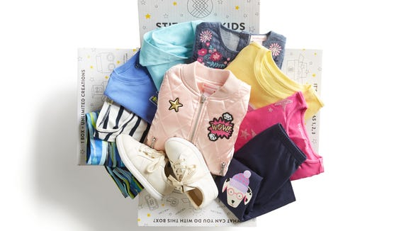 Stitch Fix Kids box