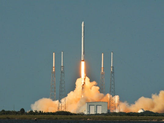 spacex falcon rocket launch - photo #36