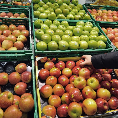 Why you love Honeycrisp apples, hate Red Delicious and know their names