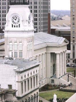 Louisville City Hall.