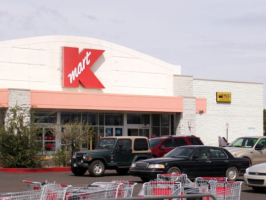 The Deming Kmart at 2015 E. Pine St. announced in September