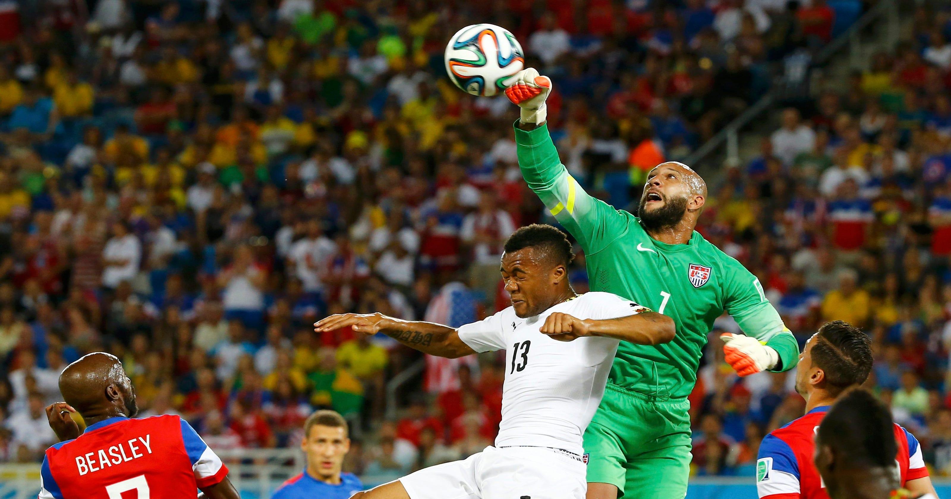 U.S. goalkeeper hails from NJ