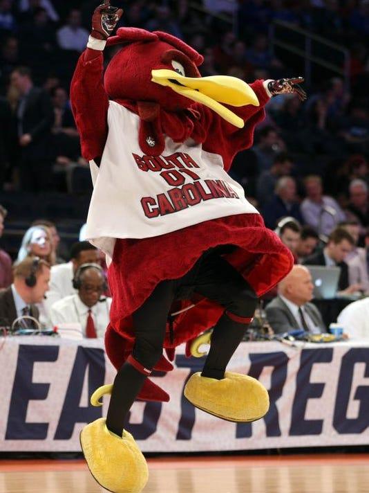 NCAA Basketball: NCAA Tournament-East Regional-South Carolina vs Baylor
