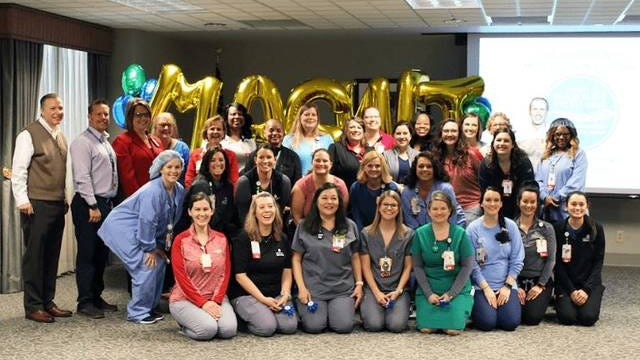 Maury Regional Medical Center has achieved Magnet designation from the American Nurses Credentialing Center (ANCC) as a reflection of the organization's nursing professionalism, teamwork and superiority in patient care.