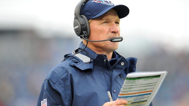 Titans coach Ken Whisenhunt, hired by former president/CEO Tommy Smith, said the team's football business will continue as usual for now.