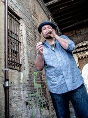Brandon Santini & the Brandon Santini Band will   deliver