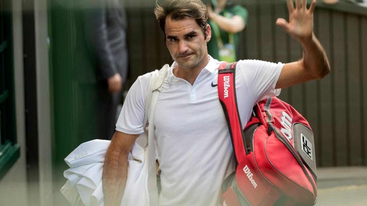 """In a statement on his Facebook page, Federer said he's """"extremely disappointed"""" that he won't be representing Switzerland in the Summer Games."""