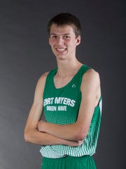 Josh Kennedy, Cross Country, Fort Myers