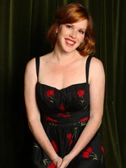Molly Ringwald poses for a portrait on April 9, 2013