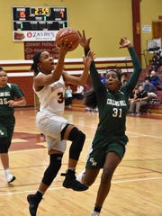 Anastasia Hayes and her nationally-ranked Riverdale girls squad debuted at No. 1 in the Associated Press Class AAA state poll.