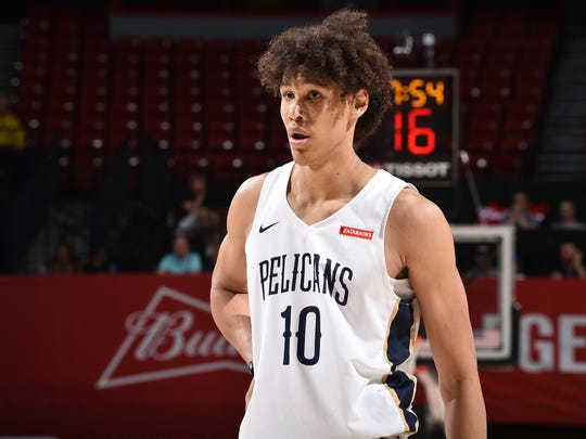 2019 Las Vegas Summer League - Memphis Grizzlies v New Orleans Pelicans