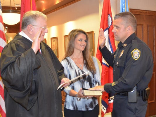 Photo 1 July 22_2c 2015 Judge Blake Anderson administers the Oath of Office