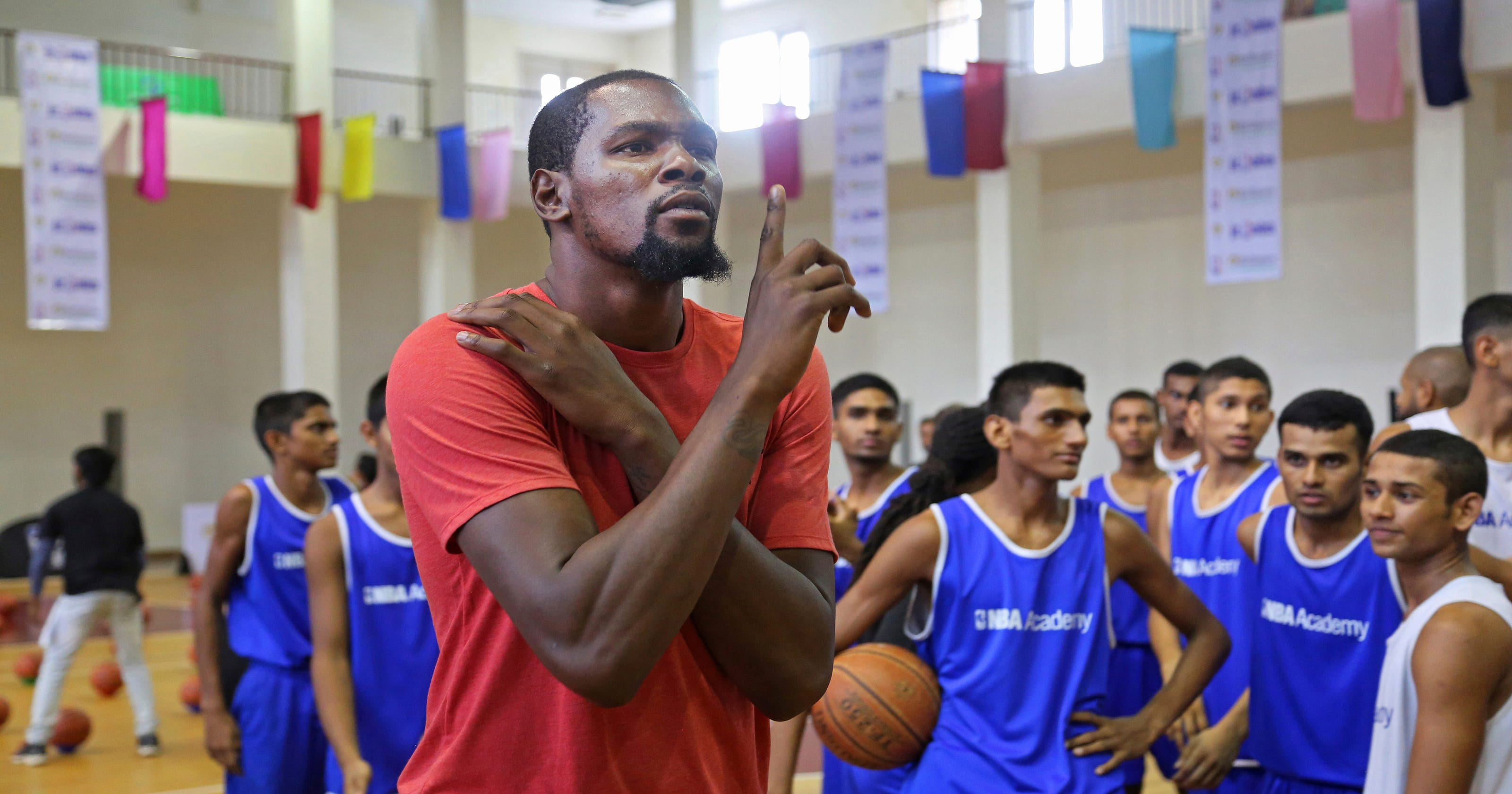 6f973f54461 Warriors  Kevin Durant apologizes for comments he made about India