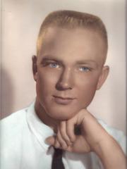 A 1960 photograph of Felix Vail