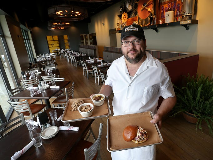 North End BBQ opens in Nora