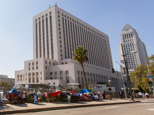 Westlake Legal Group B9337950621Z.1_20190926025755_000_G2IPCCBFB.2-0 Some of Los Angeles' homeless could get apartments that cost more than private homes, study finds