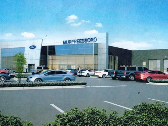 New Dealership Image