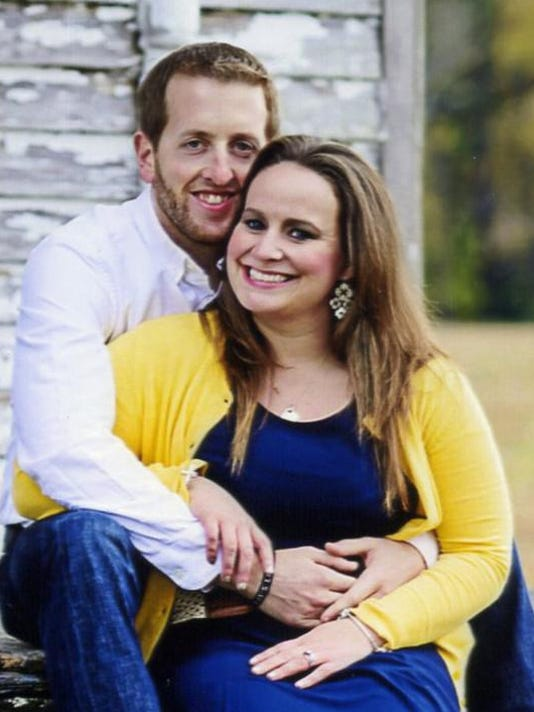 Christina Murphy and Dallas VanLear