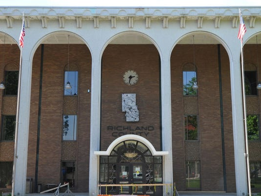 Richland County Courthouse