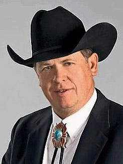 Republican Aubrey Dunn was elected as state land commissioner in 2014. Raised on an apple farm in Otero County, Dunn is a cattle rancher who spent 25 years in the banking industry — 10 as a CEO and president — before retiring in 2007.