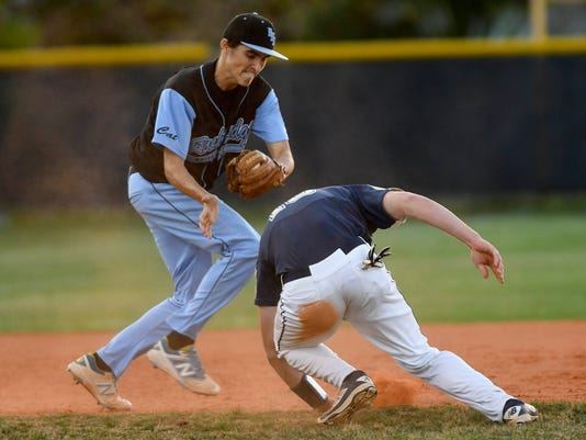 High School Baseball: Rockledge at Eau Gallie