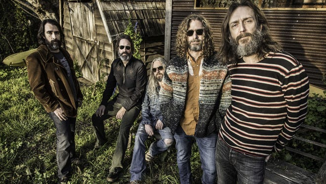 The Chris Robinson Brotherhood will perform Thursday at the Haunt in Ithaca.