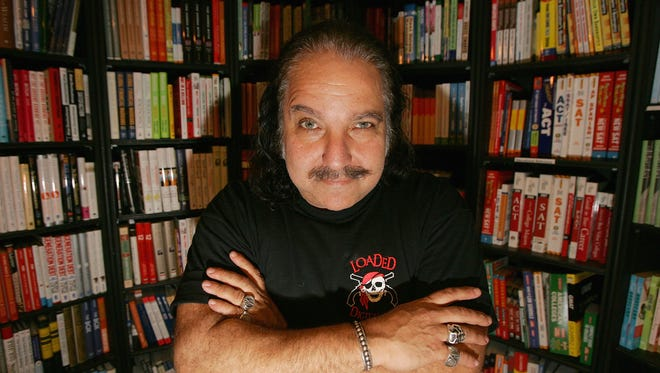 Ron Jeremy will be at Skyline Comedy Club in Appleton in August.